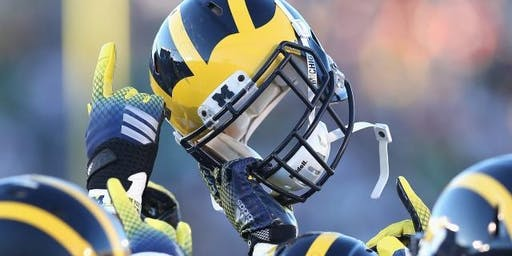 Michigan vs. Indiana Football Watch Party