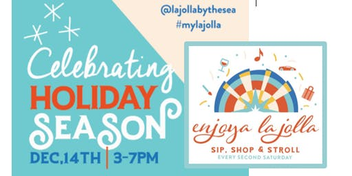 Enjoya La Jolla- Celebrates the Season!