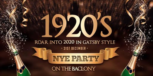 New Years Eve Party on the Balcony