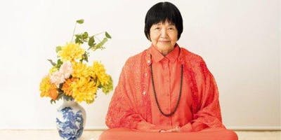 Yogmata Keiko Aikawa  - Anugraha Kriya - (Enlightenment Workshop)
