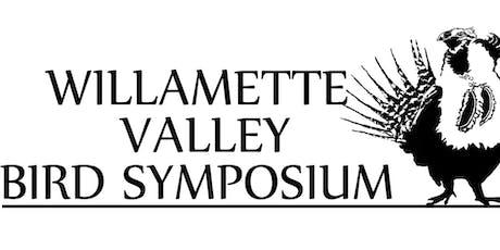Willamette Valley Bird Symposium 2020 tickets