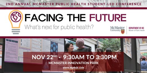 Facing the Future: What's Next for Public Health?