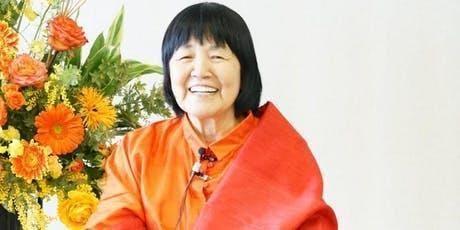 Yogmata Keiko Aikawa - Darshan in English language tickets