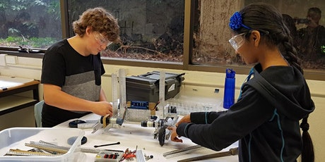 Robotic Taster Workshop for 11- 16yr olds tickets