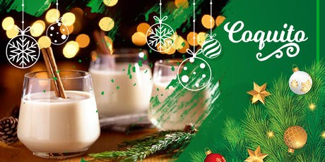 Coquito Mixology Class with Puerto Rican Appetizers tickets