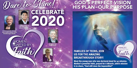 Women Ignited By Faith~Dare to Shine with Joyce & John Smith tickets