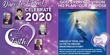 Women Ignited By Faith~Dare to Shine with Joyce & John Smith tickets