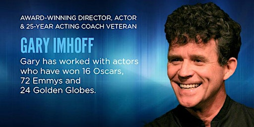 FREE ACTING CLASS WITH EMMY WINNER'S ACTING COACH