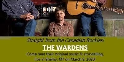 The Wardens- Live Music Straight From The Canadian Rockies