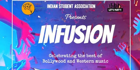 INFUSION- BOLLYWOOD DJ PARTY tickets