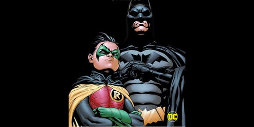 Batman Paint Experience