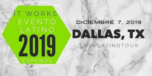 It Works Evento Latino Dallas, Tx - Español