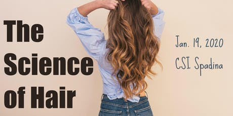 The Science of Hair (for Makeup Artists) tickets
