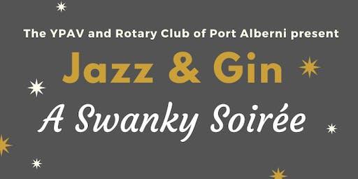 Jazz and Gin - A Swanky Soirée