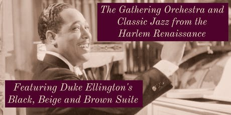 The Gathering Orchestra Performs Classic Jazz of the Harlem Renaissance tickets