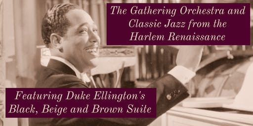 The Gathering Orchestra Performs Classic Jazz of the Harlem Renaissance