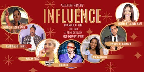 INFLUENCE tickets