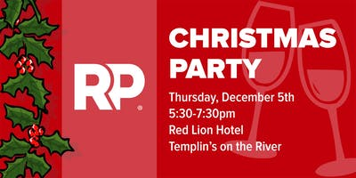 Spokane Real Producers Christmas Party