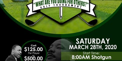 MLK Golf Tournament