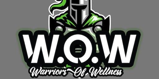 Warriors Of Wellness Expo