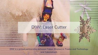DIW: Laser Cutter Holiday Ornaments + Custom Design tickets