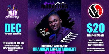 Brannew Business Workshop tickets