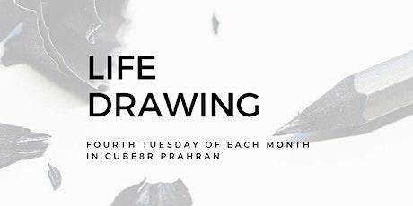 Life Drawing Prahran (December) tickets