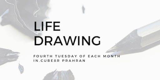 Life Drawing Prahran (December)