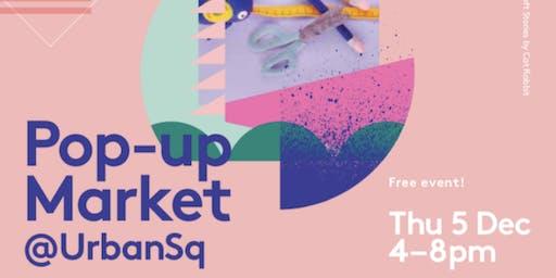 Pop-up Market @UrbanSq