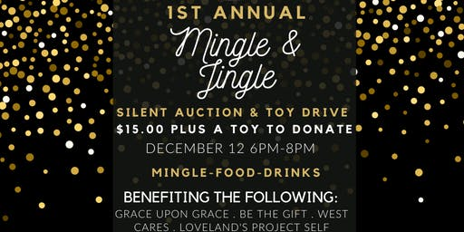 1st Annual Mingle and Jingle With  A Mission!