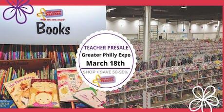 JBF Oaks: Teacher Presale (FREE) tickets