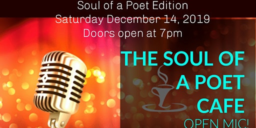 Rock The Mic Soul Of A Poet Edition