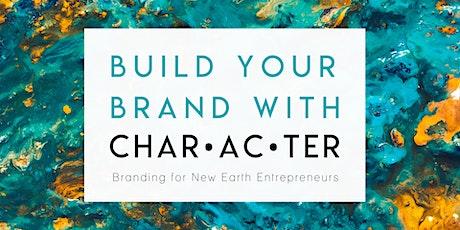 Branding Workshop for New Earth Entrepreneurs tickets