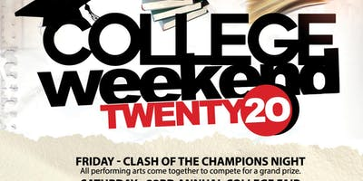 Clash of Champions: All Performing Arts