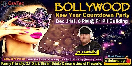 Bollywood Countdown 2020 tickets