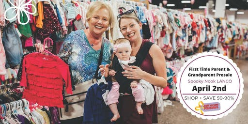 JBF Lancaster, Spring 2020:  First Time Parents & Grandparents (FREE)