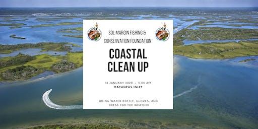 Coastal Clean-up: Matanzas Inlet
