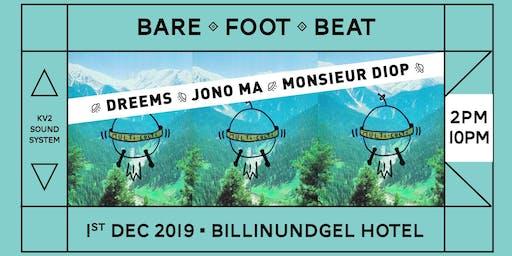 Bare Foot Beat Multi Multi (Billinudgel)