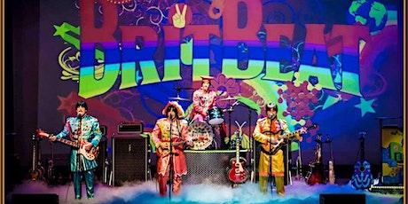 BRITBEAT: A MultiMedia Concert Journey Thru Beatles Musical History tickets