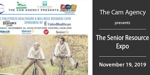 The Fun Fitness Health and Wellness Resource Expo