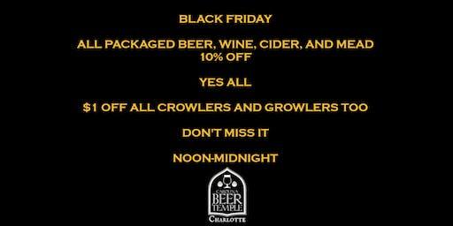 CBT Black Friday Sales