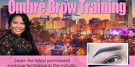 Ombré Brow Training tickets