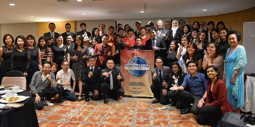 Public Speaking in Penang - Bayan Baru Toastmasters Club