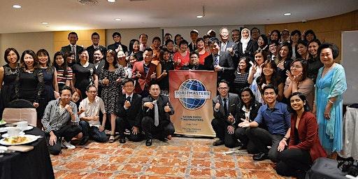 Public Speaking in Penang - Bayan Baru Toastmasters Club