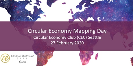 Circular Seattle Mapping Event tickets