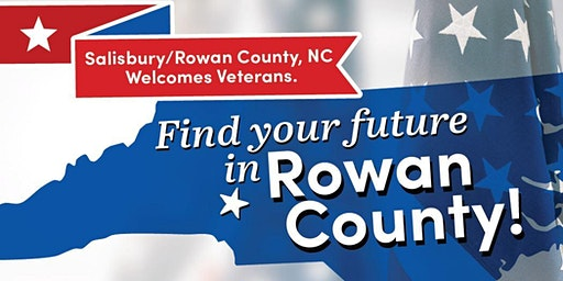 Rowan County Hiring Event, Discover Rowan Weekend