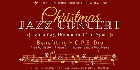Christmas Jazz Concert tickets
