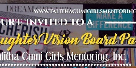 Mother/Daughter Vision Board Party tickets