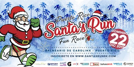 SANTA'S RUN® 2019 - VIP REGISTRATION entradas