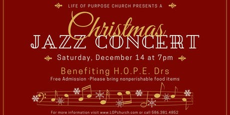 Free Christmas Jazz Concert tickets